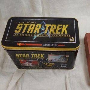 Vintage Star Trek 30th Anniversary 20 Metal TCG